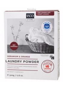 ECOSTORE Laundry Powder (Geranium & Orange) (500g)