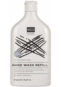 ECOSTORE Hand Wash (Refill) (Fragrance Free)