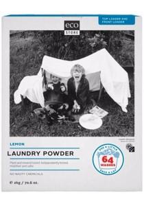 ECOSTORE Laundry Powder (Lemon) (2kg)