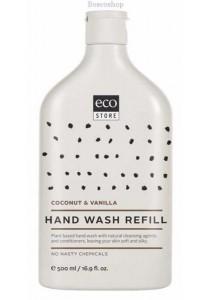 ECOSTORE Hand Wash (Refill) (Coconut & Vanilla)