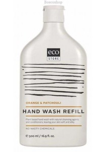 ECOSTORE Hand Wash (Refill) (Orange & Patchouli)