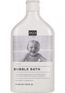 ECOSTORE Baby Bubble Bath (500ml)