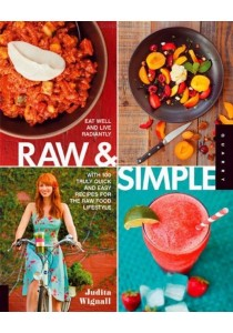 Raw & Simple by Judita Wignall