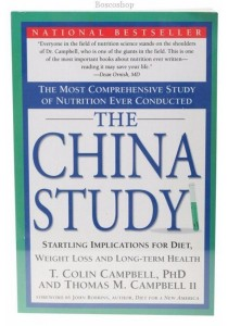 The China Study by T.C Campbell & T.M Campbell
