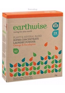 EARTHWISE Laundry Powder (Orange & Eucalyptus)