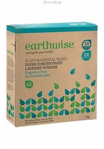 EARTHWISE Laundry Powder Fragrance Free (Sensitive Skin)