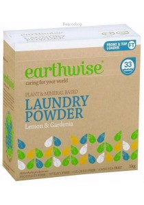 EARTHWISE Laundry Powder (Lemon & Gardenia)