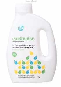 EARTHWISE Dishwasher Powder (Lemon & Lime)