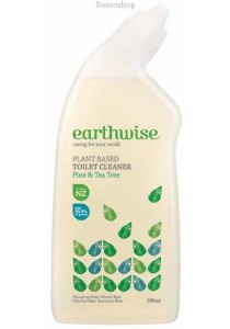 EARTHWISE Toilet Cleaner (Pine & Tea Tree)