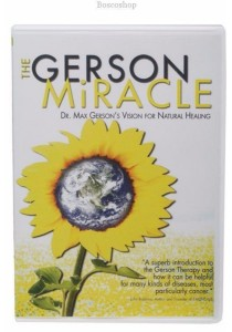 The Gerson Miracle Dr Max Gerson