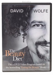 The Beauty Diet (2 x DVD's) David Wolfe
