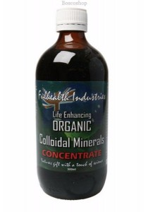 FULHEALTH Colloidal Minerals - Organic Concentrate