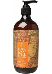 FEMININE MYSTERIES Shampoo - I Love My Hair Black Coconut & Tahitian Vanilla