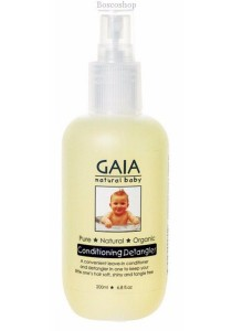 GAIA NATURAL BABY Baby Conditioning Detangler
