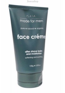 GAIA MADE for MEN Face Creme for Men