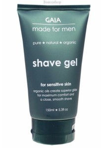 GAIA MADE for MEN Shave Gel for Men