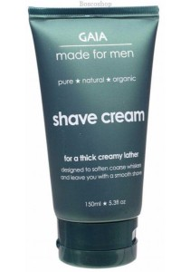 GAIA MADE for MEN Shave Cream for Men