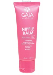 GAIA SKIN + BODY Nipple Cream for Mum