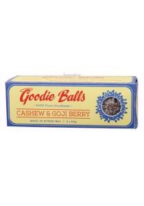 GOODIE BALLS Energy Balls - Pack of 3 Cashew & Goji Berry