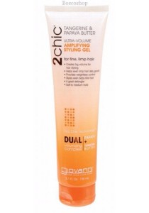GIOVANNI Amplifying Styling Gel - 2chic Ultra-Volume (Fine, Limp Hair)