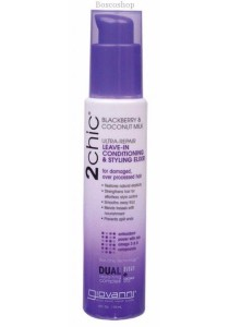 GIOVANNI Leave-in Conditioner - 2chic Ultra-Repair (Damaged Hair)