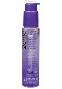 GIOVANNI Hair Oil Serum - 2chic Ultra-Repair (Damaged Hair)