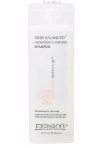 GIOVANNI Shampoo 50/50 Balanced (Normal/Dry Hair) (250ml)