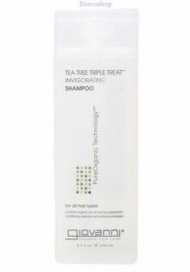 GIOVANNI Shampoo Tea Tree Triple Treat (All Hair) (250ml)