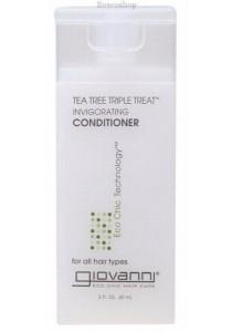 GIOVANNI Conditioner Tea Tree Triple Treat (All Hair) (60ml)
