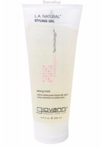 GIOVANNI Hair Styling Gel L.A. Natural
