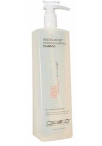 GIOVANNI Shampoo 50/50 Balanced (Normal/Dry Hair) (1L)