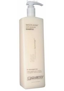 GIOVANNI Shampoo Smooth As Silk (Damaged Hair) (1L)