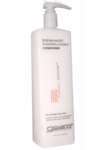 GIOVANNI Conditioner 50/50 Balanced (Normal/Dry Hair) (1L)