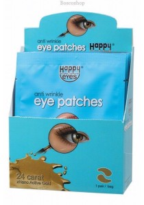 HAPPY EYES Anti Wrinkle Eye Patches 10 Treatments (20 Patches)