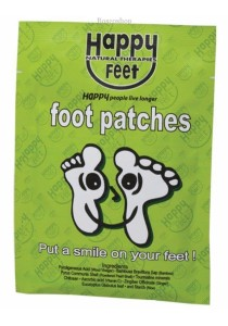 HAPPY FEET Foot Patches 1 Pair