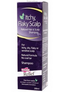 HOPE'S RELIEF Shampoo Itchy, Flaky Scalp