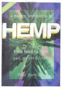 A Modern Introduction to Hemp by Paul Benhaim