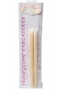HONEYCONE Ear Candles with Filter (Child) 100% Unbleached Cotton