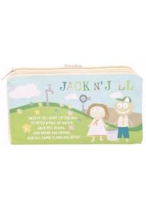 JACK N' JILL Sleepover/Storage Bag 100% Cotton Shell