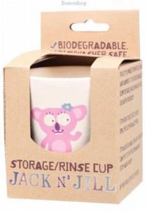 JACK N' JILL Storage/Rinse Cup Koala (Biodegradable Cup)