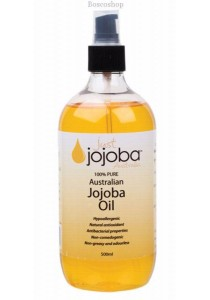 JUST JOJOBA AUST. Jojoba Oil Pure Australian Jojoba (500ml)