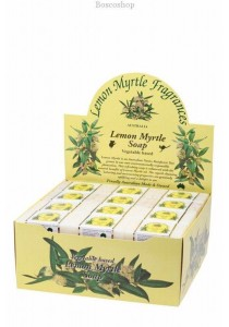 LEMON MYRTLE FRAGRANCES Soap (Lemon Myrtle) Box of 48