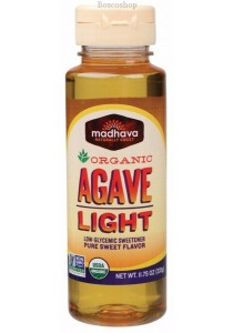 MADHAVA Agave Nectar (Light) (333g)