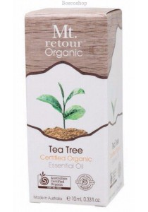MT RETOUR Essential Oil (100%) Tea Tree