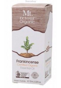 MT RETOUR Essential Oil (100%) Frankincense