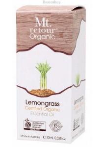 MT RETOUR Essential Oil (100%) Lemongrass