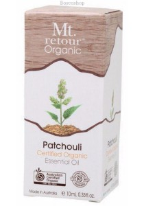 MT RETOUR Essential Oil (100%) Patchouli