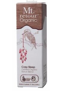 MT RETOUR Essential Oil (100%) Cosy Sleep Blend (Roll-on)
