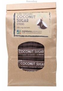 MATAKANA SUPERFOODS Coconut Sugar Sticks Pack of 100 Sachets