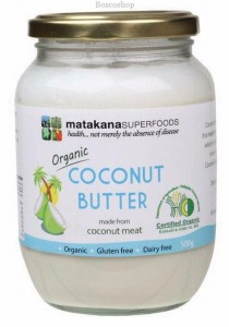MATAKANA SUPERFOODS Coconut Butter Creamed Coconut Meat